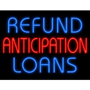 You can still receive a Refund Anticipation Loan if you filed an extension on your taxes!